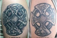 Celtic Coverup