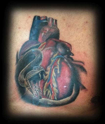 Snake/Heart